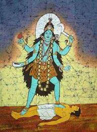 Le forme divine al femminile nell'induismo classico Image006
