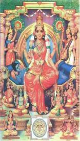 Le forme divine al femminile nell'induismo classico Image008