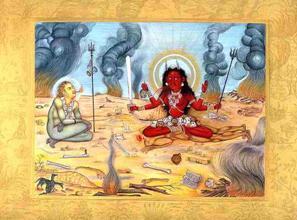 Le forme divine al femminile nell'induismo classico Image012